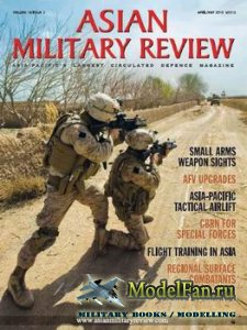 Asian Military Review (April/May) 2010
