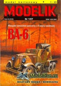 Modelik 1/2007 - BA-6
