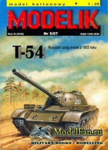 Modelik 5/2007 - T-54