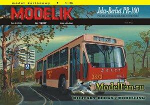 Modelik 12/2007 - Jelcz-Berliet PR-100
