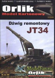 Orlik 066 (10/2009) - JT-34