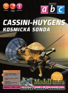 ABC - Cassini-Huygens kosmicka sonda