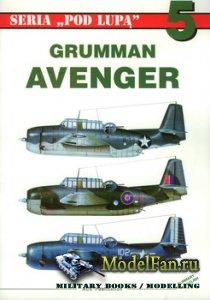 ACE Publication - Pod Lupa 05 - Grumman Avenger