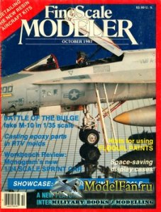 FineScale Modeler Vol.5 №5 (October) 1987