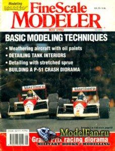 FineScale Modeler Vol.10 №4 (May) 1992