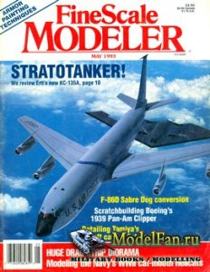 FineScale Modeler Vol.11 №4 (May) 1993