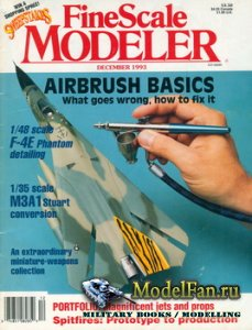 FineScale Modeler Vol.11 №8 (December) 1993