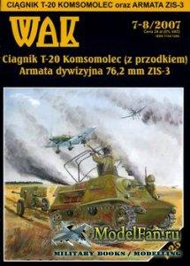 WAK 7-8/2007 - T-20 Komsomolec