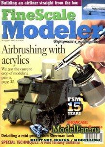 FineScale Modeler Vol.15 №9 (November 1997)
