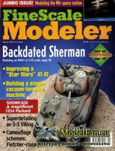 FineScale Modeler Vol.16 №3 (March) 1998