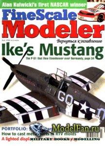 FineScale Modeler Vol.16 №6 (July) 1998