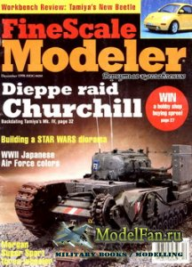 FineScale Modeler Vol.16 №10 (December) 1998