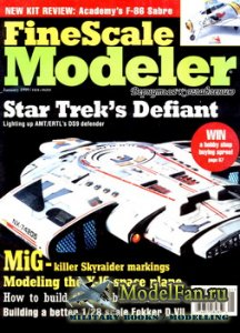 FineScale Modeler Vol.17 №1 (January 1999)