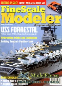 FineScale Modeler Vol.17 №3 (March 1999)