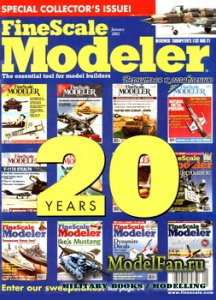 FineScale Modeler Vol.20 №1 (January 2002)