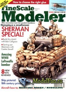 FineScale Modeler Vol.20 №2 (February 2002)