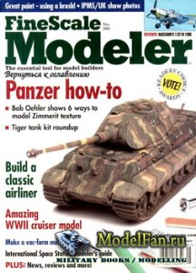 FineScale Modeler Vol.20 №5 (May) 2002