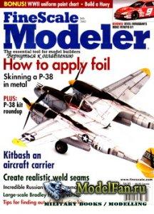 FineScale Modeler Vol.20 №6 (July) 2002