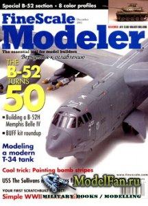 FineScale Modeler Vol.20 №10 (December) 2002