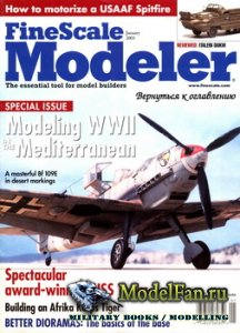 FineScale Modeler Vol.21 №1 (January) 2003