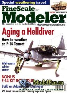 FineScale Modeler Vol.21 №2 (February) 2003