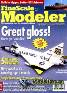 FineScale Modeler Vol.21 №3 (March) 2003