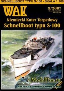 WAK 9/2007 - Schnellboot typu S-100