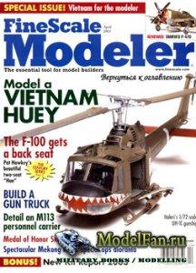 FineScale Modeler Vol.21 №4 (April) 2003