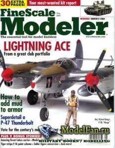 FineScale Modeler Vol.21 №5 (May) 2003