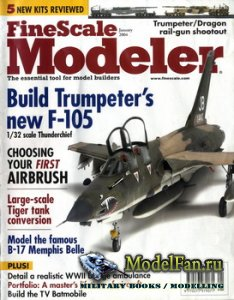 FineScale Modeler Vol.22 №1 (January) 2004