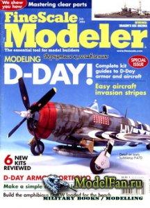 FineScale Modeler Vol.22 №6 (July) 2004