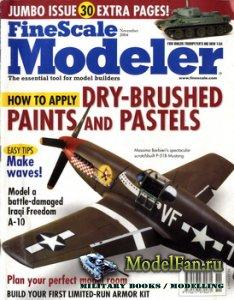 FineScale Modeler Vol.22 №9 (November) 2004