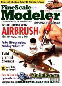 FineScale Modeler Vol.22 №10 (December) 2004