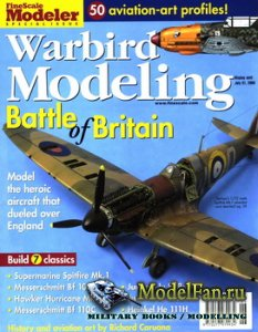 FineScale Modeler 2005 Special - Warbird Modeling: Battle of Britain
