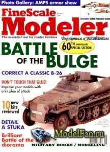 FineScale Modeler Vol.23 №1 (January) 2005