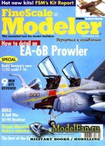 FineScale Modeler Vol.23 №4 (April) 2005