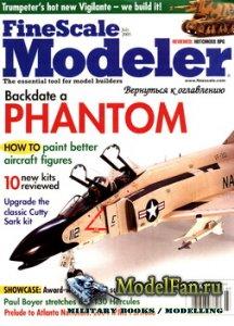 FineScale Modeler Vol.23 №6 (July) 2005