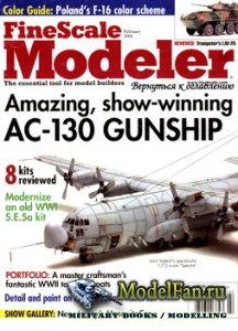 FineScale Modeler Vol.24 №2 (February) 2006