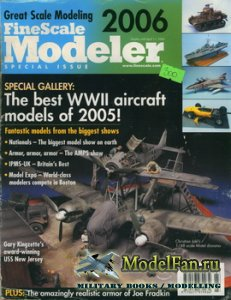 FineScale Modeler 2006 Special - Great Scale Modeling