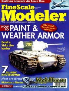 FineScale Modeler Vol.24 №10 (December) 2006