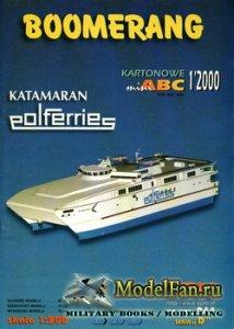 GPM 944 - Katamaran Ferry SS Boomerang