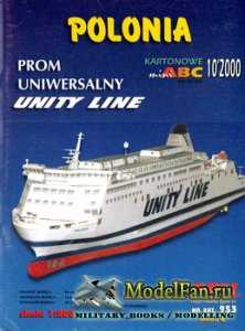GPM 953 - Cruise Liner Polonia