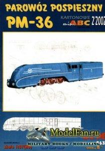 GPM 963 - Parowoz Pospieszny PM-36
