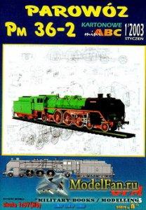 GPM 965 - Parowoz PM 36-2