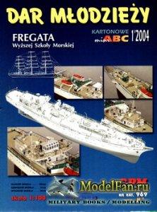 GPM 969 - Frigate SS Dar Mlodziezy