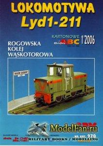 GPM 970 - Lokomotywa Lyd1-211
