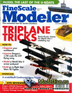 FineScale Modeler Vol.25 №2 (February) 2007