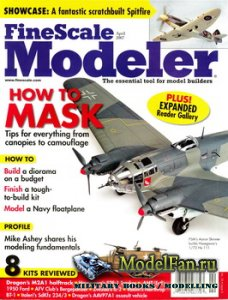 FineScale Modeler Vol.25 №4 (April) 2007