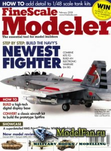FineScale Modeler Vol.26 №2 (February) 2008