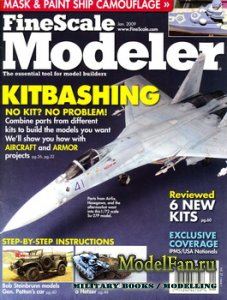 FineScale Modeler Vol.27 №1 (January) 2009